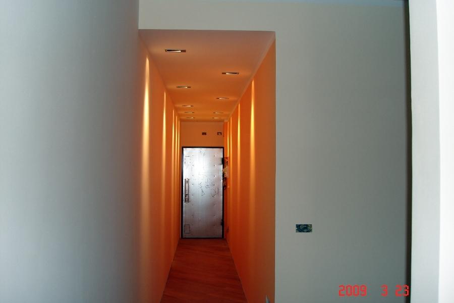 Illuminazione Corridoio Lungo E Stretto : Illuminazione controsoffitto corridoio: illuminazione per corridoio
