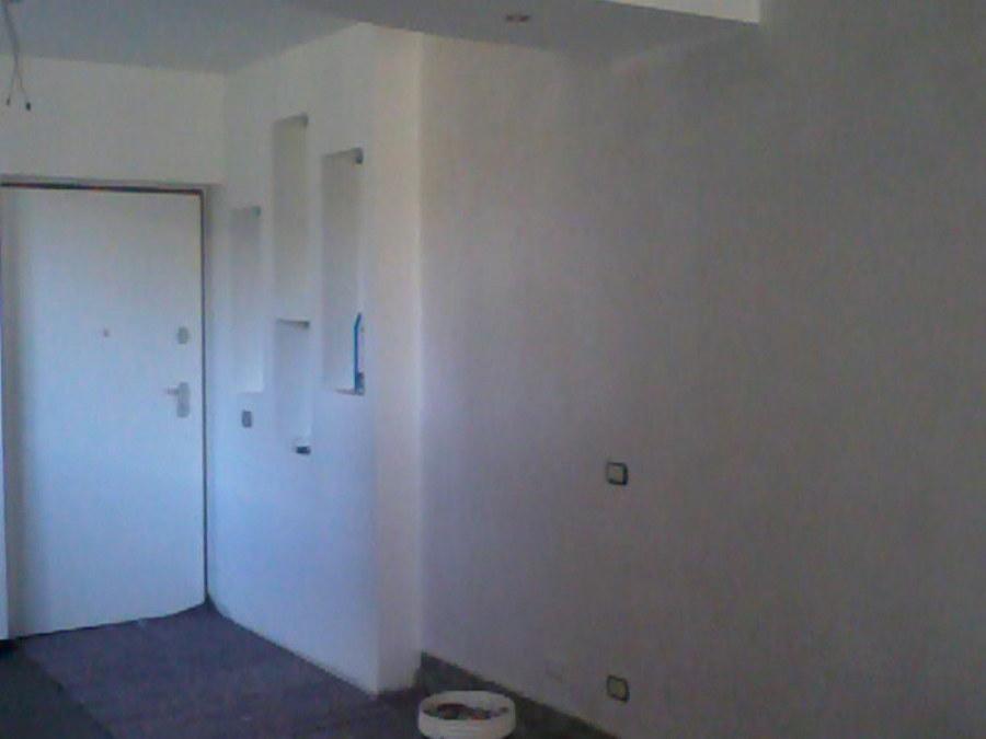 creazione parete a nicchie con faretti