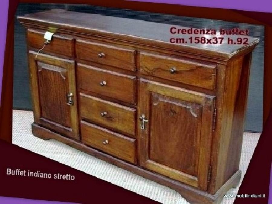 Foto credenza buffet etnico di mobili etnici 41046 for Arredamento etnico torino