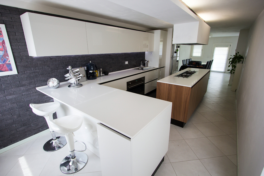 Cucina casa privata