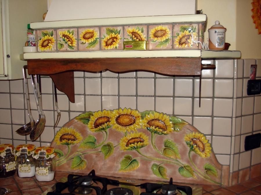 Foto cucina in muratura de artigiano edile marcello for Idee casa artigiano