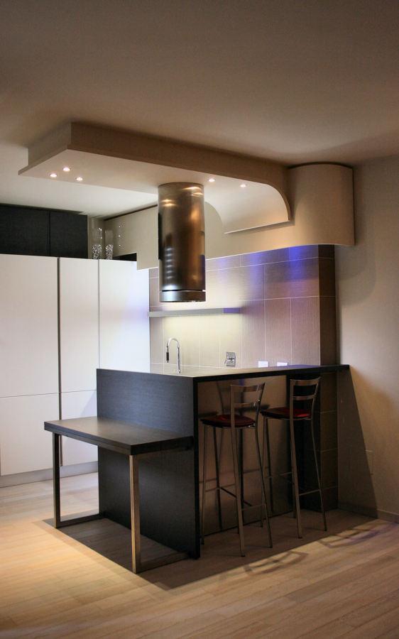 Foto cucina minimal di michele volpi studio interior for Cucina minimal