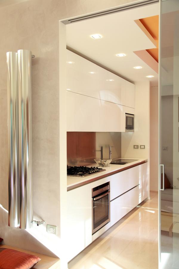 cucina moderna e funzionale