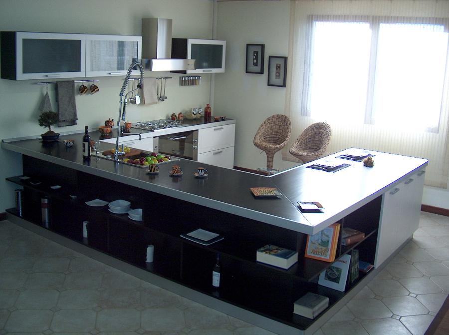 Foto: Cucina Open Space di Isma Srl #166848 - Habitissimo
