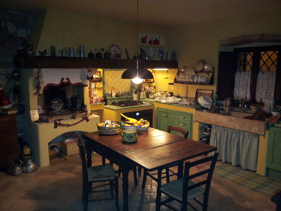 Foto cucina rustica de cama impianti 149625 habitissimo - Foto cucina rustica ...