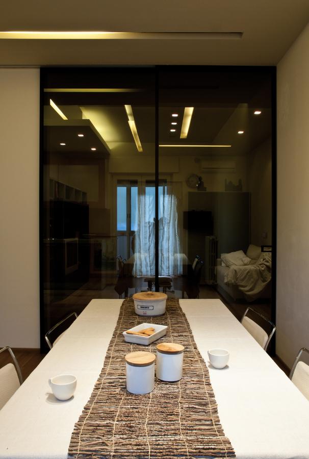 cucina versus soggiorno