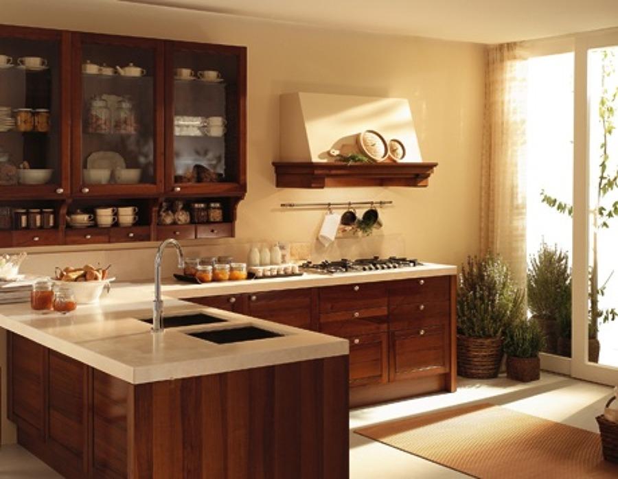 Cucina tradizionale - Dimensione cucina ...