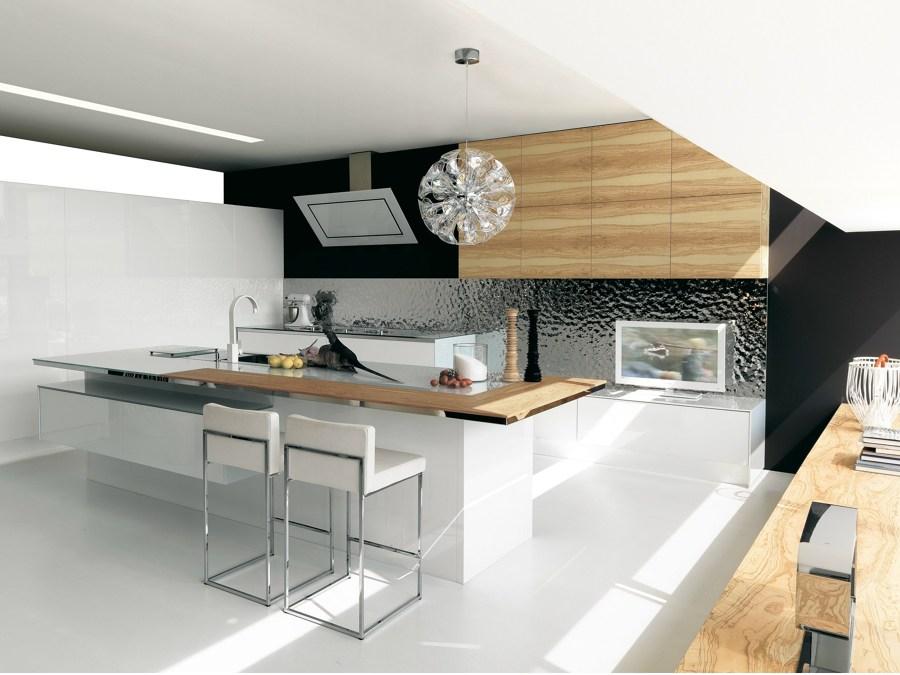Foto cucine dal design esclusivo di gentilecasa for Carretta arredamenti torino