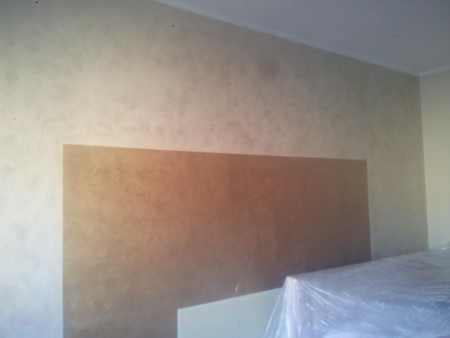 Foto decorazione testata del letto di campolo luca - Testata letto in cartongesso ...