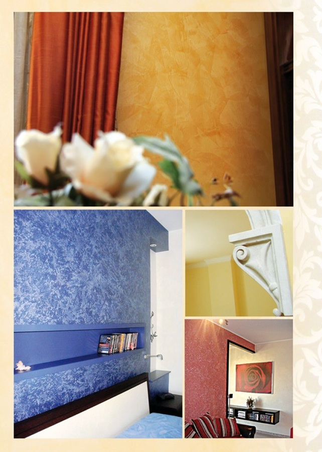 Foto decorazioni murali de g n r decorlab 41502 for Decorazioni murali