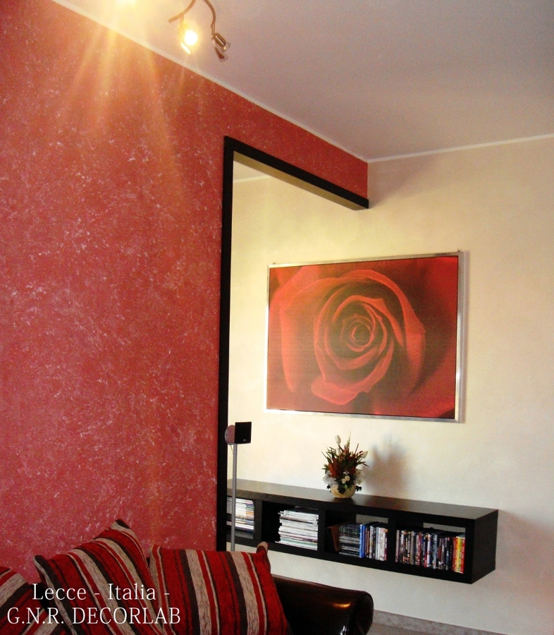 Foto decorazioni murali di g n r decorlab 41510 for Decorazioni murali