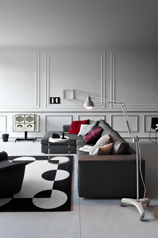 Negozi Arredamento Terni: Foto: divano in pelle www.hdarredamenti.it ...