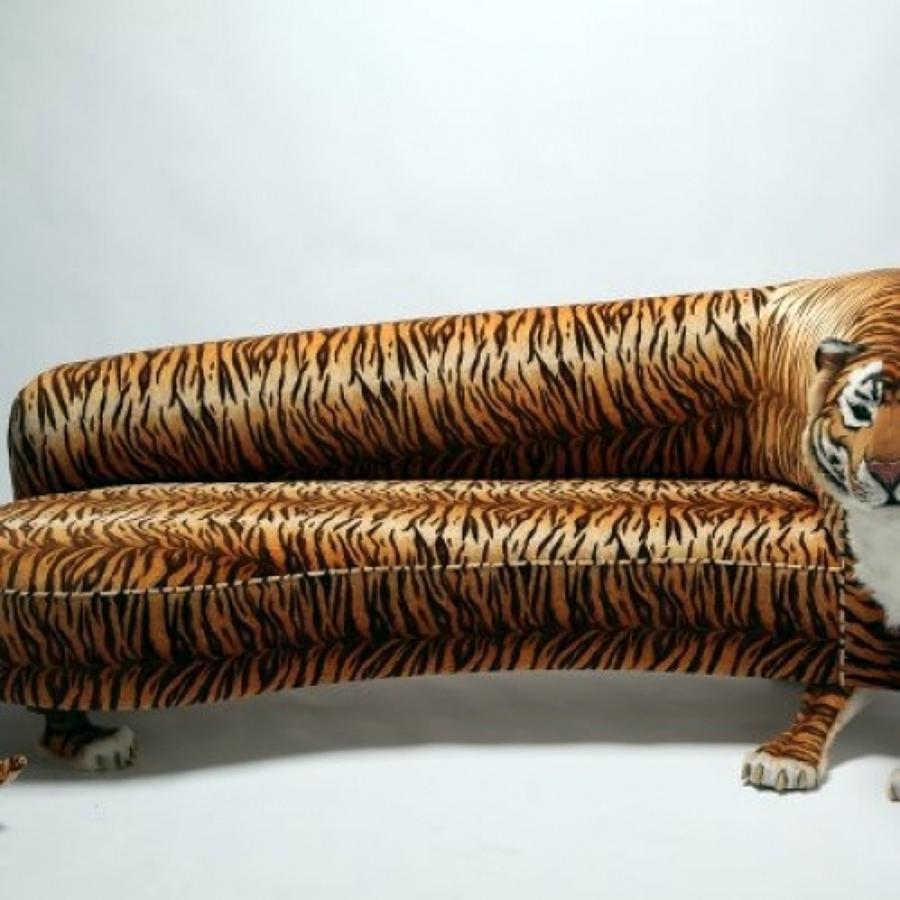 divano tigre opera unica brevetto