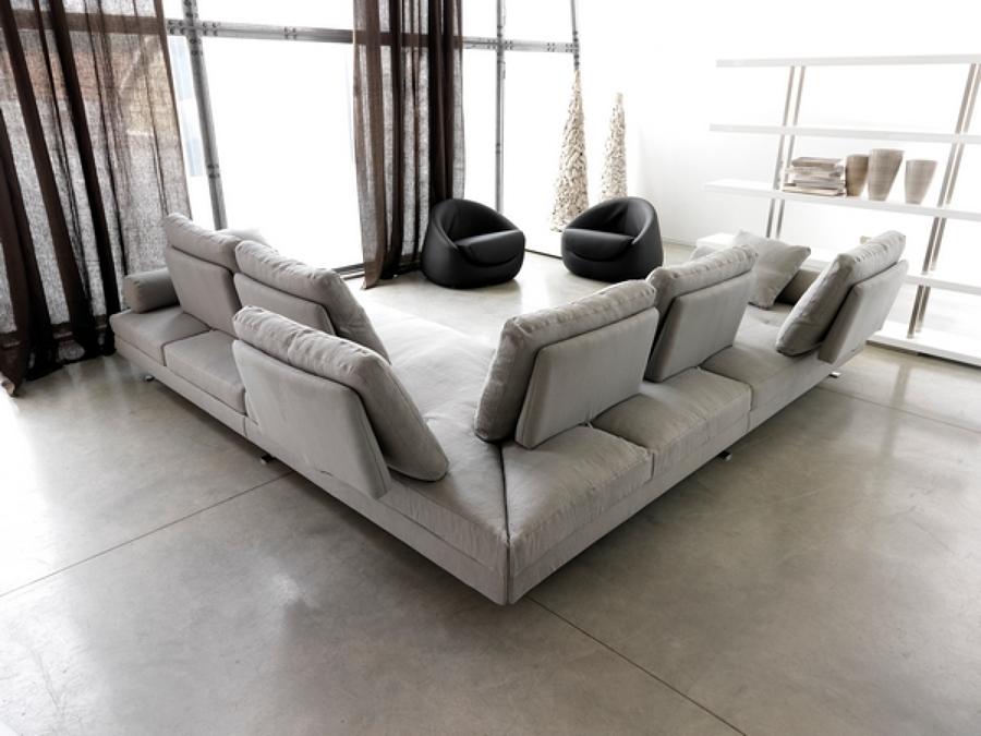 Foto divano veliero di dema de taschieri arredamenti for Idea casa arredamenti