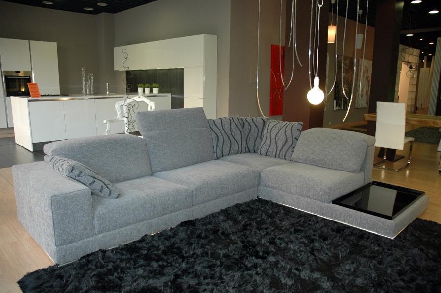 Foto divano angolare valentini living space de immagine - Valentini mobili rimini ...