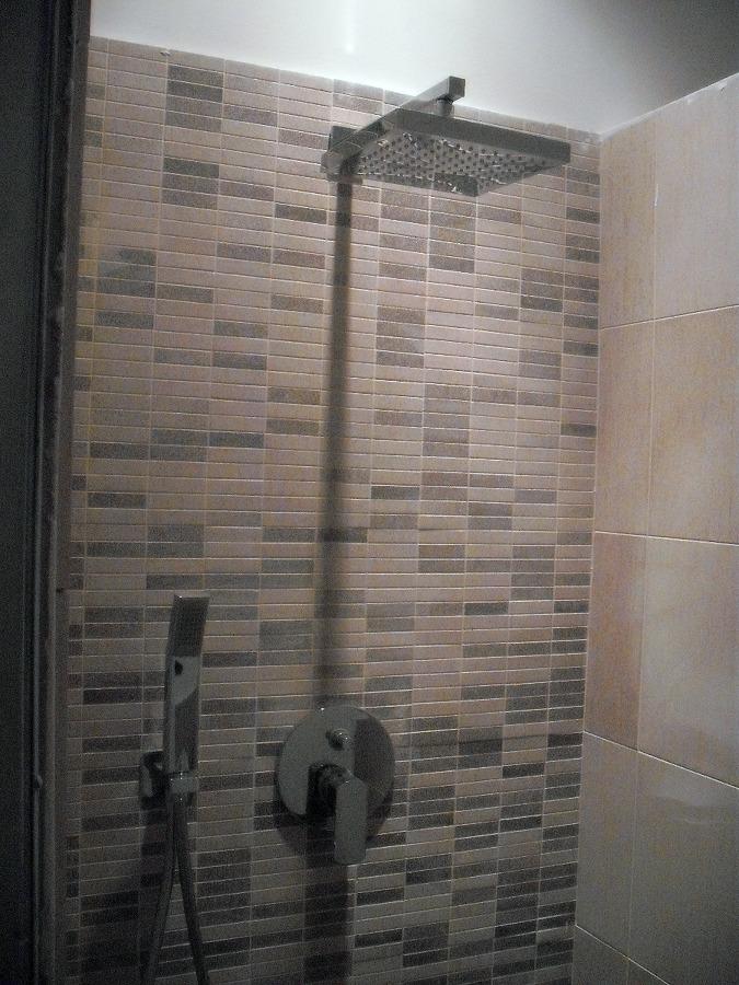 Foto doccia in mosaico di gieffe restauri 41563 habitissimo - Piastrelle bagno mosaico doccia ...