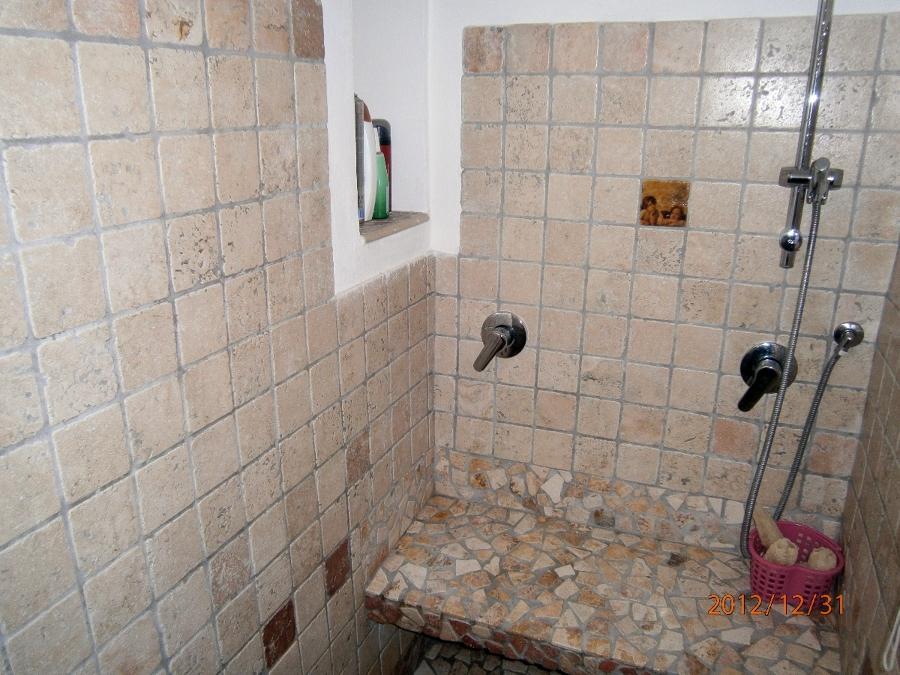 Box doccia muratura ls13 pineglen - Bagno turco fai da te ...