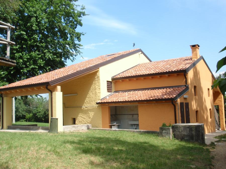 Base Scout di Costigiola in Monteviale (VI)