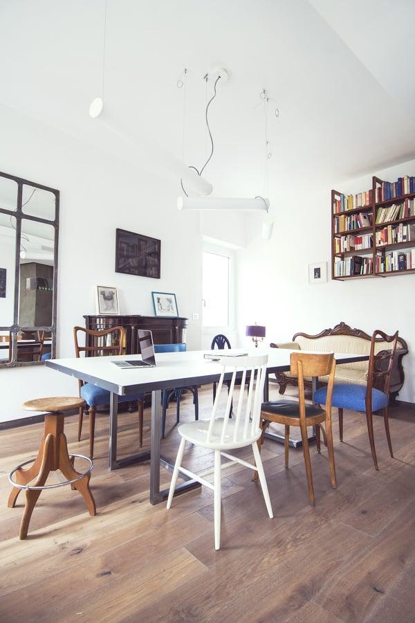 Foto sala da pranzo di studiotamat 356415 habitissimo - Foto sala da pranzo ...