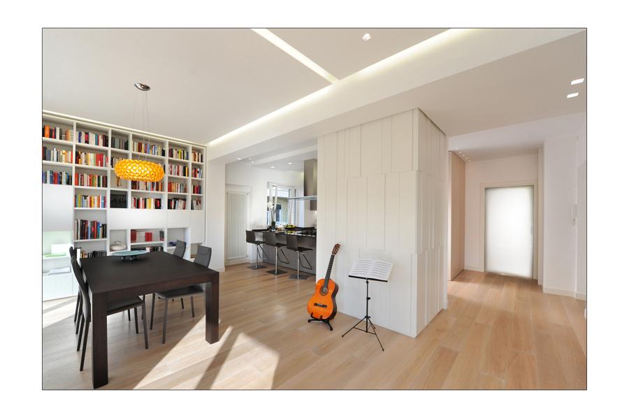 Foto ristrutturazione appartamento a roma di ctr srl for Ristrutturazione appartamento roma