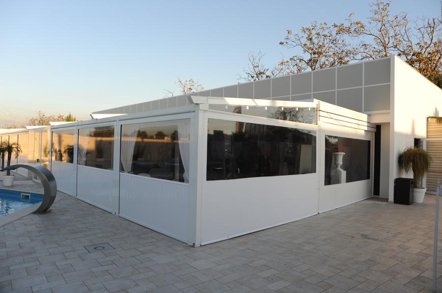 Foto ermetike di oasis srl semplificata 387931 habitissimo - Tenda da tetto oasis ...