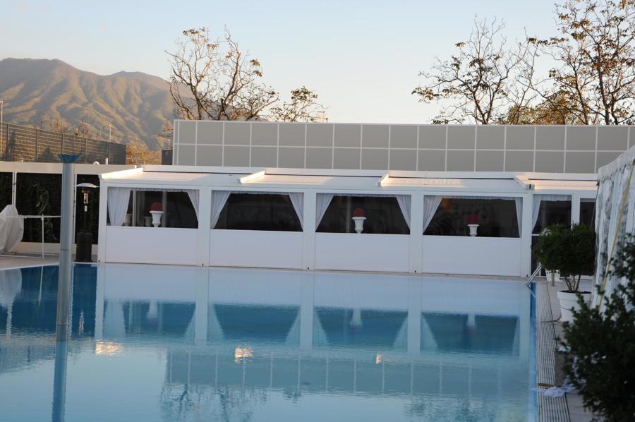 Foto ermetike di oasis srl semplificata 387934 habitissimo - Tenda da tetto oasis ...