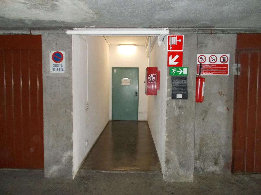 passaggio box scale condominiali