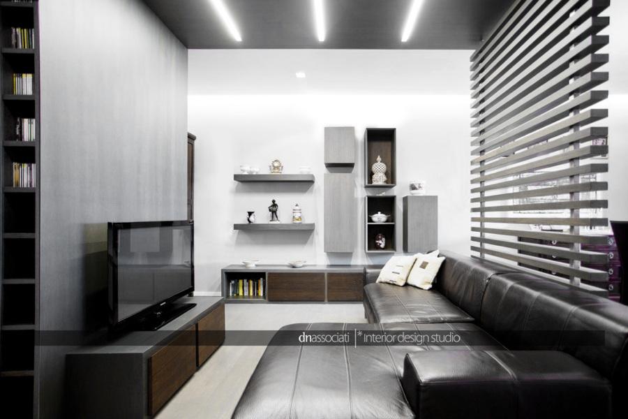 Foto: Parete Attrezzata di Dnassociati Interior Design Studio #298035 ...