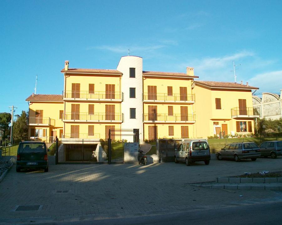 Foto edificio in cassago di ice fumagalli 313142 for Fumagalli case prefabbricate prezzi