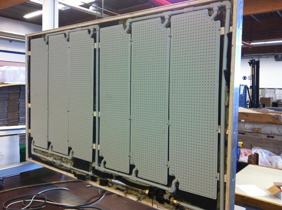 Foto elementi portatili per il riscaldamento localizzato for Fabbriche mobili opinioni