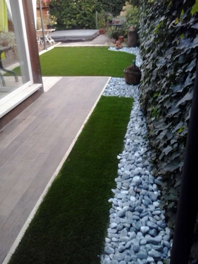 Foto erba sintetica 35 mm di decorex disegno e giardinaggio 152505 habitissimo - Erba sintetica per giardino ...