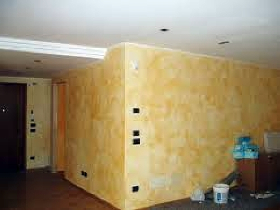 Modelli di pittura per interni idee creative e - Idee pitture interni ...