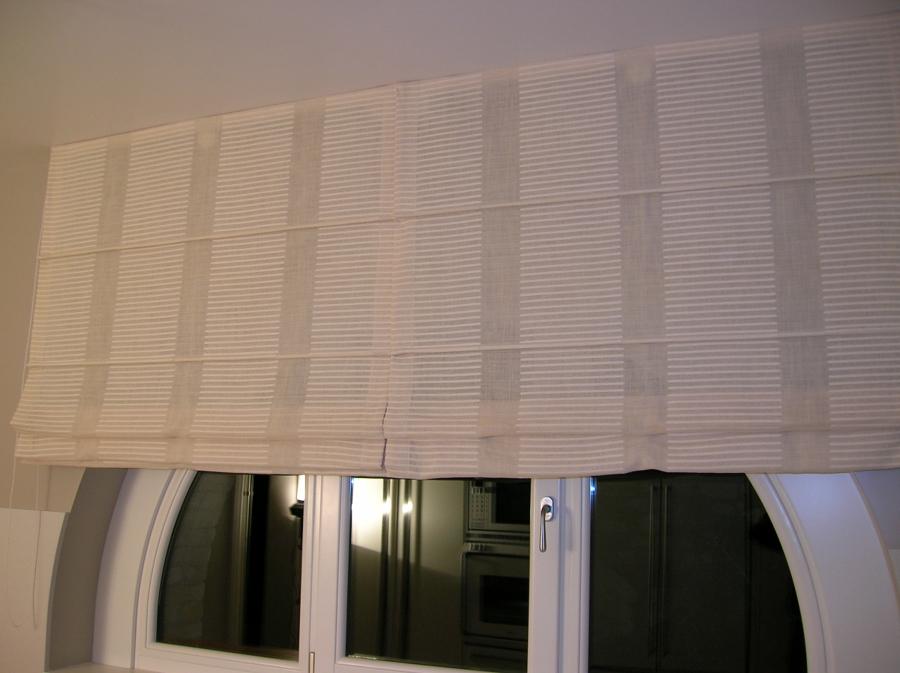 foto esempio di tende a pacchetto steccate di marchiori