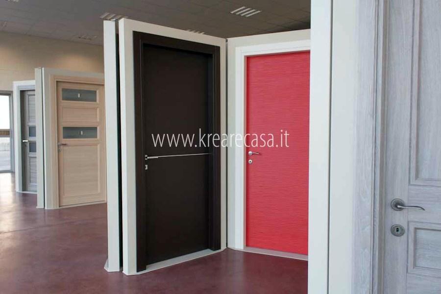 Foto esposizione di porte interne di kreare casa srl 61832 habitissimo - Porte interne foto ...