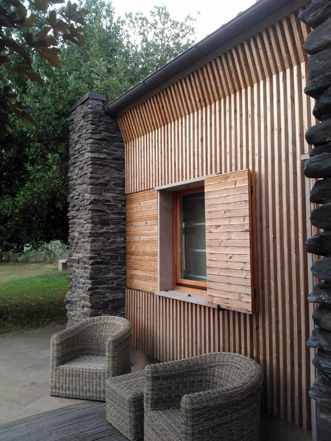 Foto facciata esterna di unica 122001 habitissimo - Facciata esterna casa ...