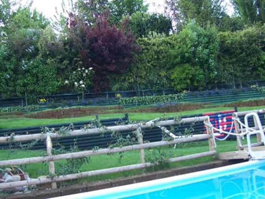 Foto: Palizzate e Arredi Giardino Terrazzamenti di Edilnuova #606653 ...
