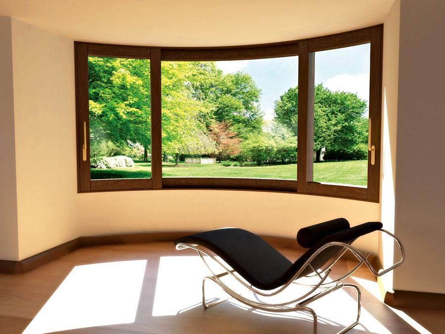 Foto finestra a semicerchio vista interna di mario pavesi - Finestra interna ...