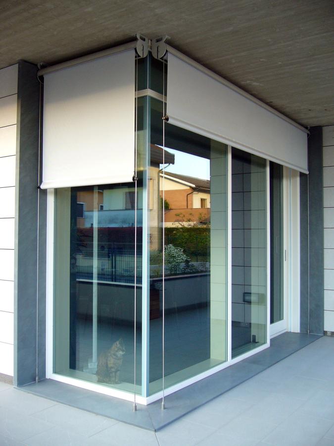 Foto finestra ad angolo di falegnameria furgieri 58928 habitissimo - La finestra biz srl ...