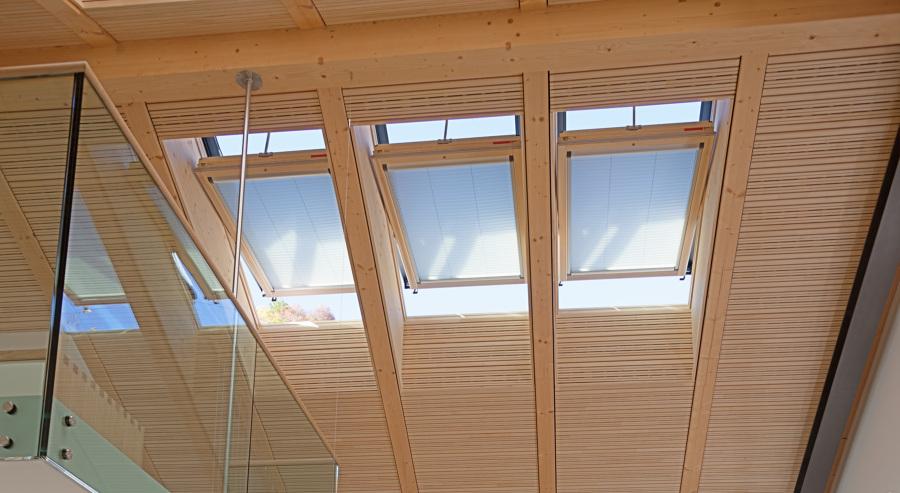 Finestra per tetti Roto Designo R6 RotoTronic elettrica