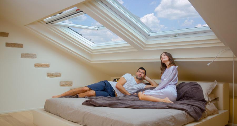 Finestra per tetti Roto Designo R8 - 2