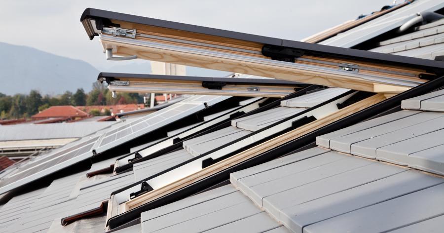 Finestra per tetti Roto Designo R8