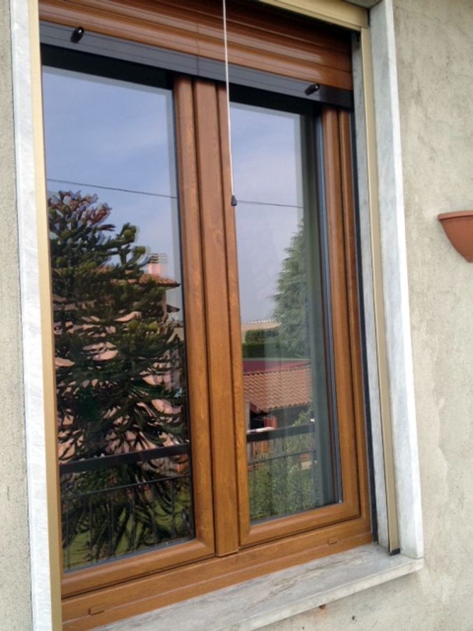 finestra PVC
