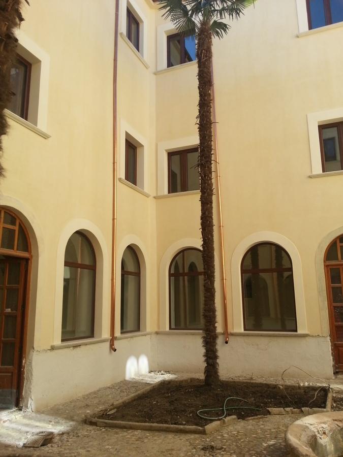 Foto finestre ad arco di tecnoinfissi 232921 habitissimo - Finestre ad arco prezzi ...