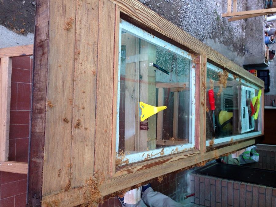 finestre da restaurare
