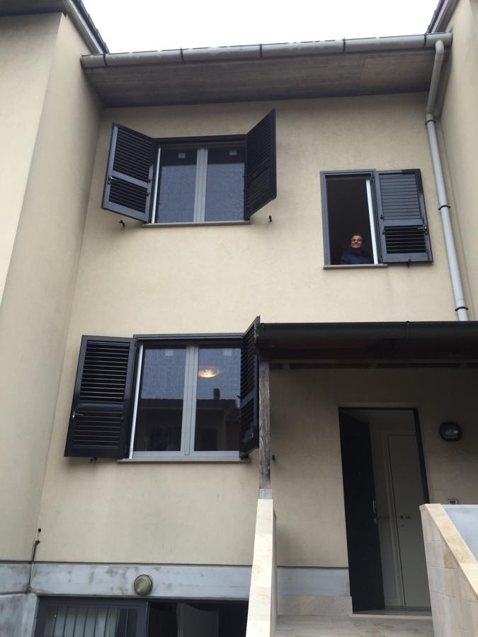 Foto finestre pvc e persiane e zanzariere di gasparetto f m serramenti 244834 habitissimo - Finestre pvc perugia ...