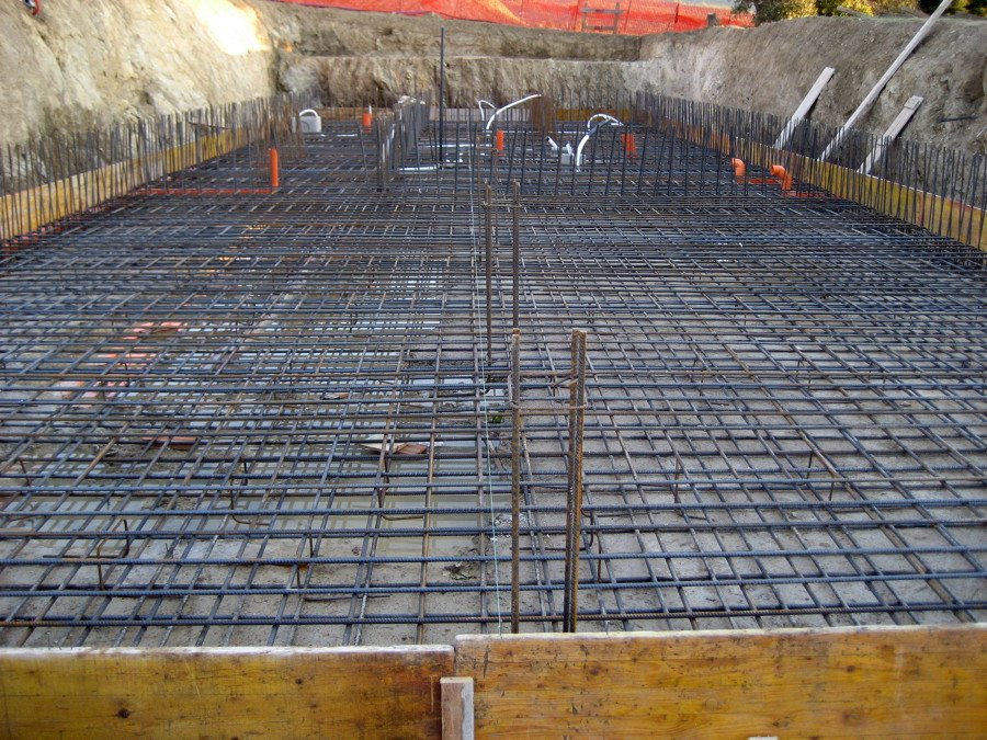 Foto fondazioni cemento armato di edil serafini di serafini paolo 150167 habitissimo - Consolidare fondamenta di una casa ...