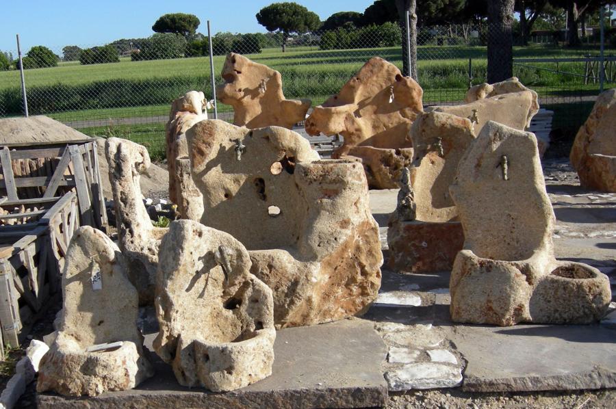 Foto fontane e arredo giardino di dercin porfidi srl for Foto arredo giardino