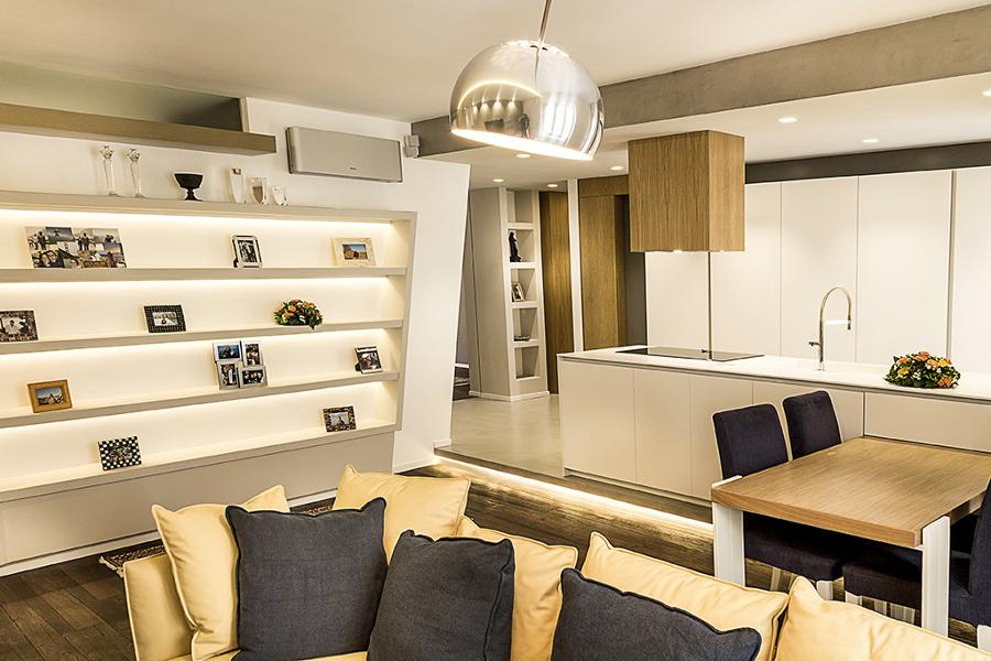 Ristrutturazione Appartamento a Roma zona Flaminio