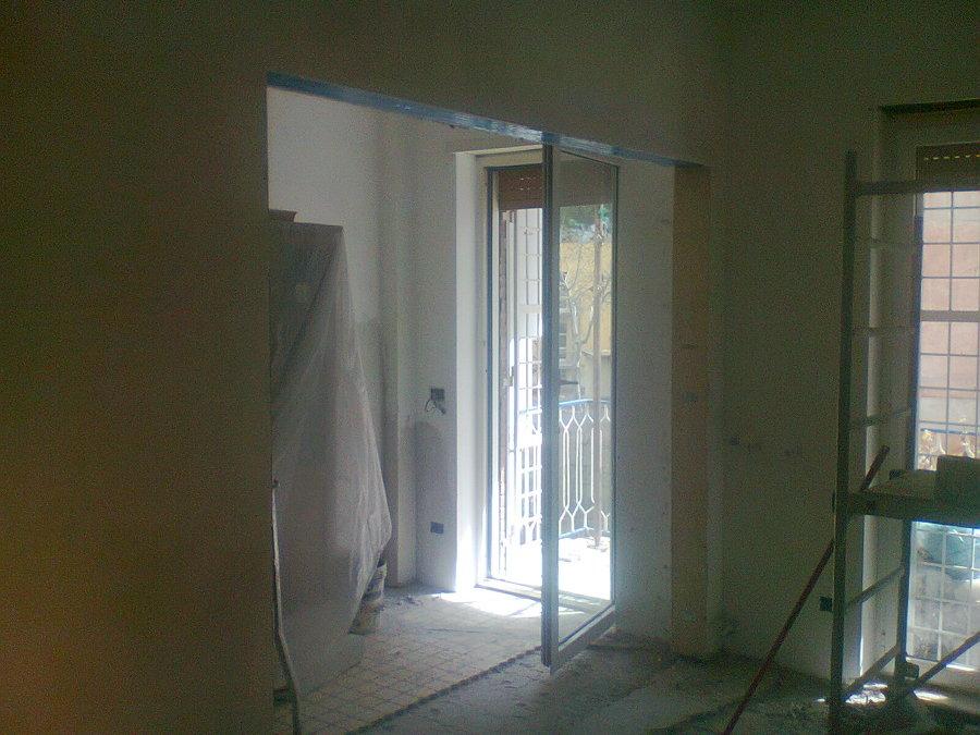 Foto montaggio cassone porta scorrevole di d i f 352115 - Montaggio porta scorrevole ...