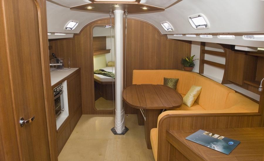 Interni Yacht 43' - IL MORO DI VENEZIA XXVII